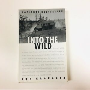 "Jon Krakauer ""Into The Wild"""